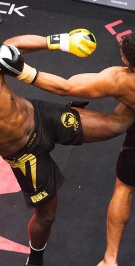 MMA masculin