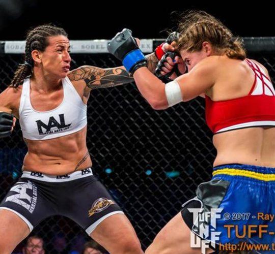 MMA féminin